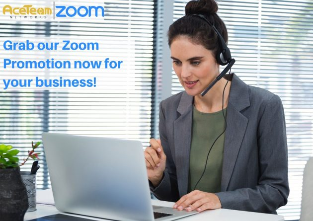 Zoom Promotion